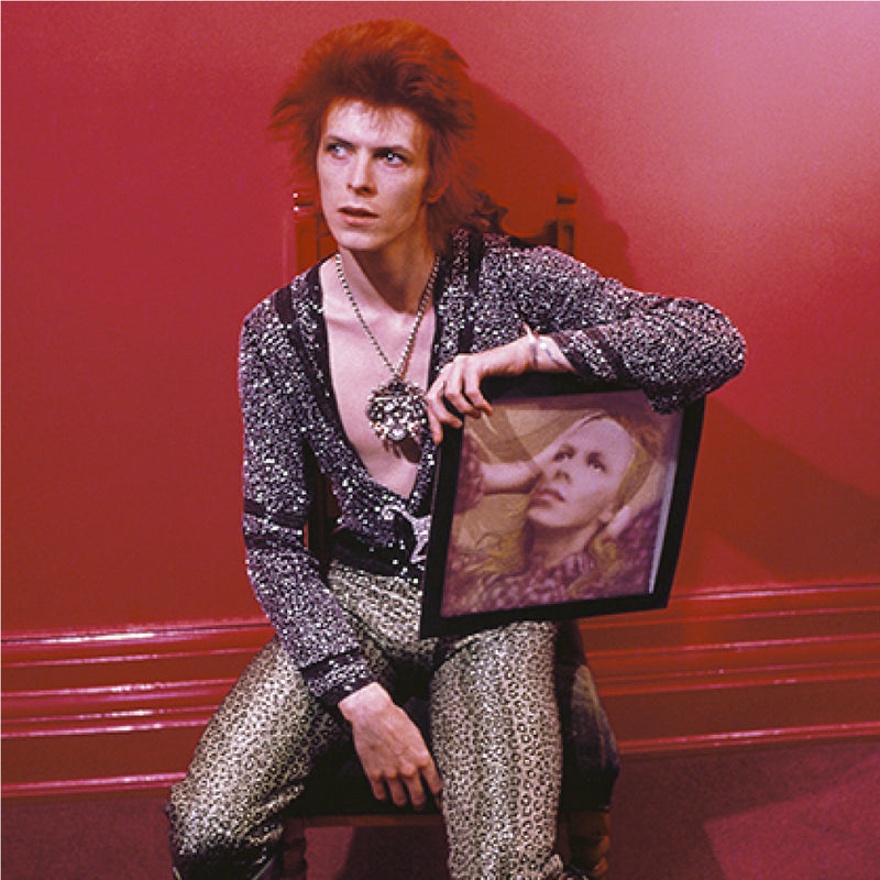 David Bowie, Mick Rock, Haddon Hall, Ziggy Stardust, Bowie, La Maison Rebelle, art gallery, los angeles, home decor, sculpture, photography, fine art, interior design