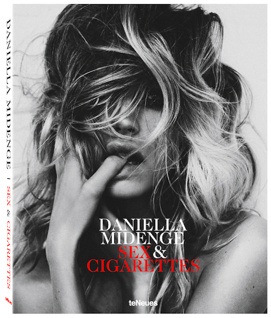 Sex and Cigarettes, book, Daniella Midenge, La Maison Rebelle, gift shop, art gallery, Los Angeles, fine art, home decor, rock photography, vogue, art