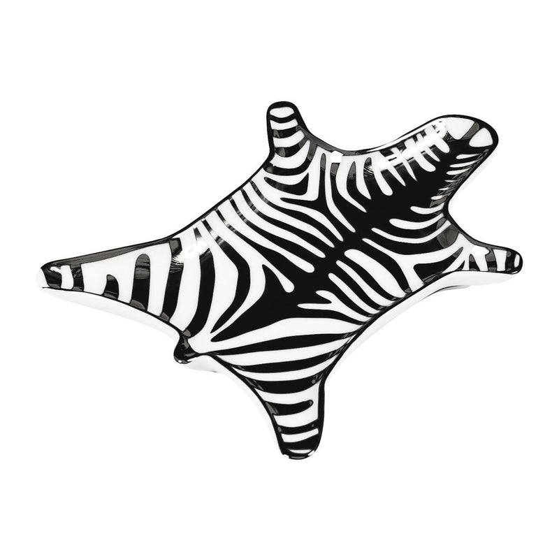 zebra, tray, home decor, interior design, Jonathan Adler, La Maison Rebelle, animal print, art gallery, gift shop, Los Angeles