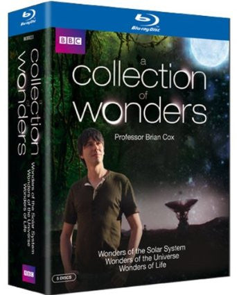 A Collection of Wonders Box Set [Blu-ray]