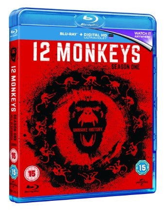 12 Monkeys - Season 1 [Blu-ray]