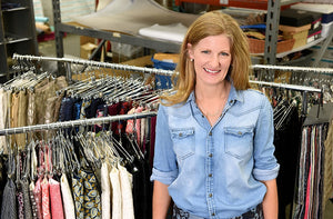 FACES of Nashville: Featuring Suzanne Rowland, Founder of Sevier Skirts