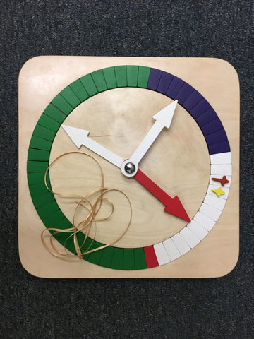 A1B - Liturgical Year Calendar (Ready - Painted)