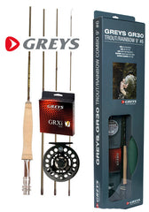 Greys Fluecombo Trout/Rainbow
