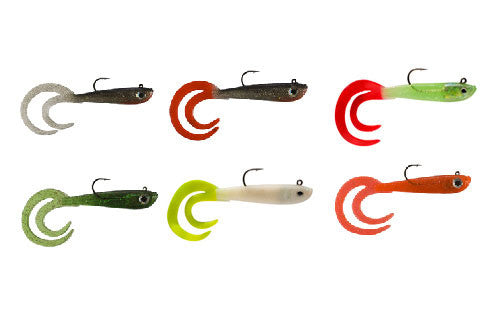 Innovative lures - SplitTwister