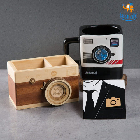 Photographer Gift Set