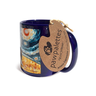 Vizsla Starry Night Mug
