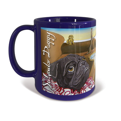 Pug Salvador Doggy Mug