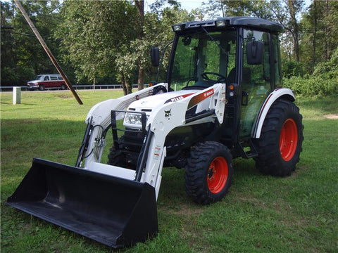 Bobcat  CT440 CT445 CT450 Compact Tractor Workshop Service Repair Manual