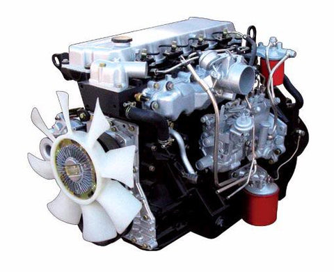 Isuzu Engine 4h Series (nhr, Nkr, Npr) Workshop Repair Service Manual (4HF1 / 4HF1-2 / 4HE1-T / 4HE1-TC / 4HG1 / 4HG1-T)