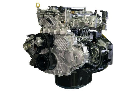 Isuzu Engine A1-4JJ1 Workshop Service Repair Manual