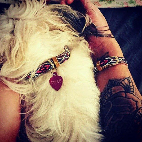 "The ""Boho"" Dog Collar"
