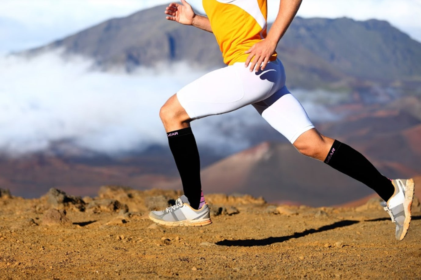 Beginner's Guide to Compression Socks:  All You Need to Know About the Fitness Socks