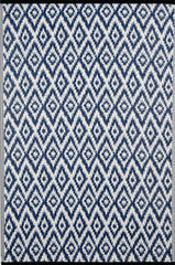 Espero Blue and White Rug - greendecore.co.uk - 1