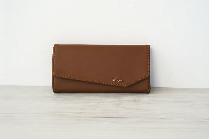 VElove Dog Wallet - Hazelnut - VElove