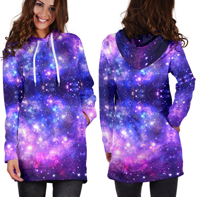 Galaxy - Hoodie Dress