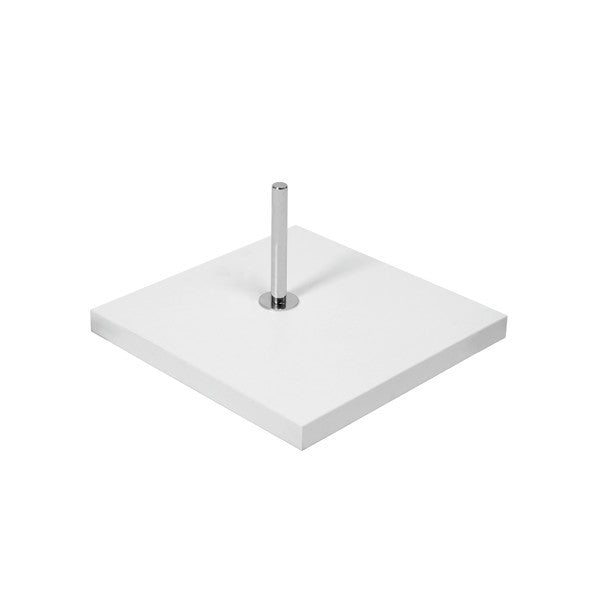 Base For Torso Or Busts 350Mm Square With Spigot & 900Mm Pole