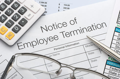 Employer Guide to Terminations