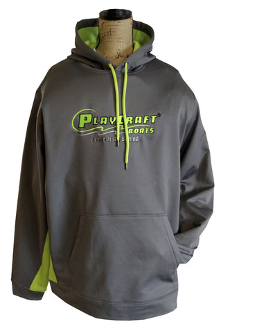 Moisture Wicking Hooded Sweatshirt - PC ST-235