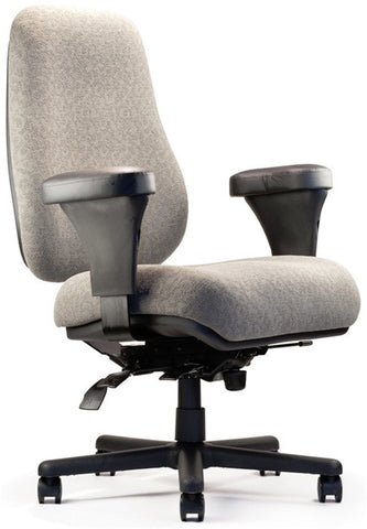 Neutral Posture BTC10100 Big & Tall Chair, X-Large Back, X-Large Seat