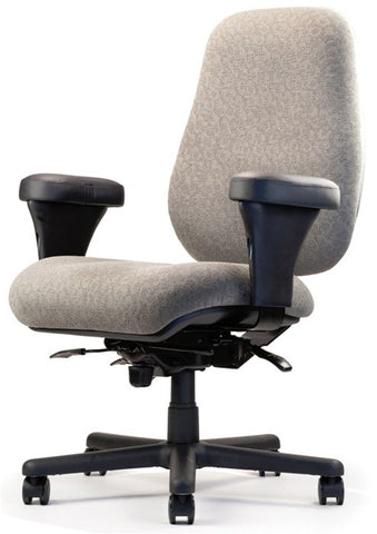 Neutral Posture Big & Tall Jr. Chair High-Back Large Seat