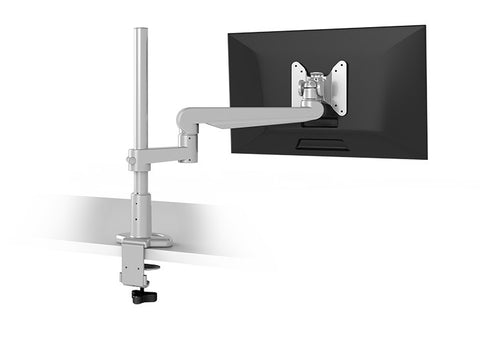 ESI Evolve Pole-Mounted Fixed Monitor Arm