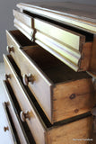 Victorian Oak Scotch Chest