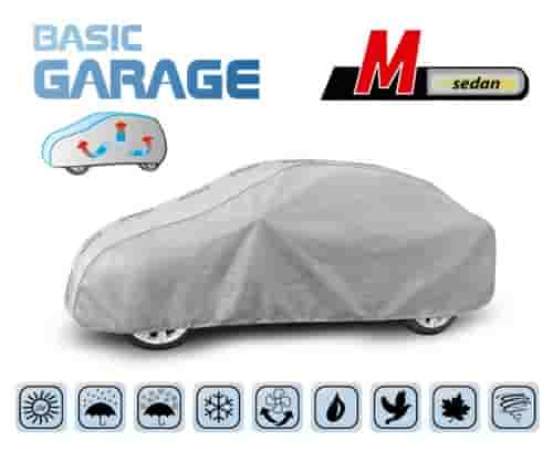 Protective Car Cover Complete To Suit Small Saloon Car