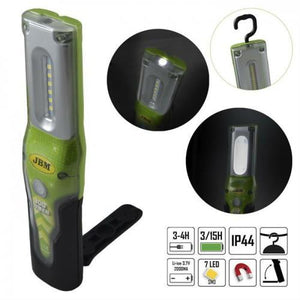 JBM-53433 SMD LED Hand Lamp 1000 Lumens USB Rechargeable