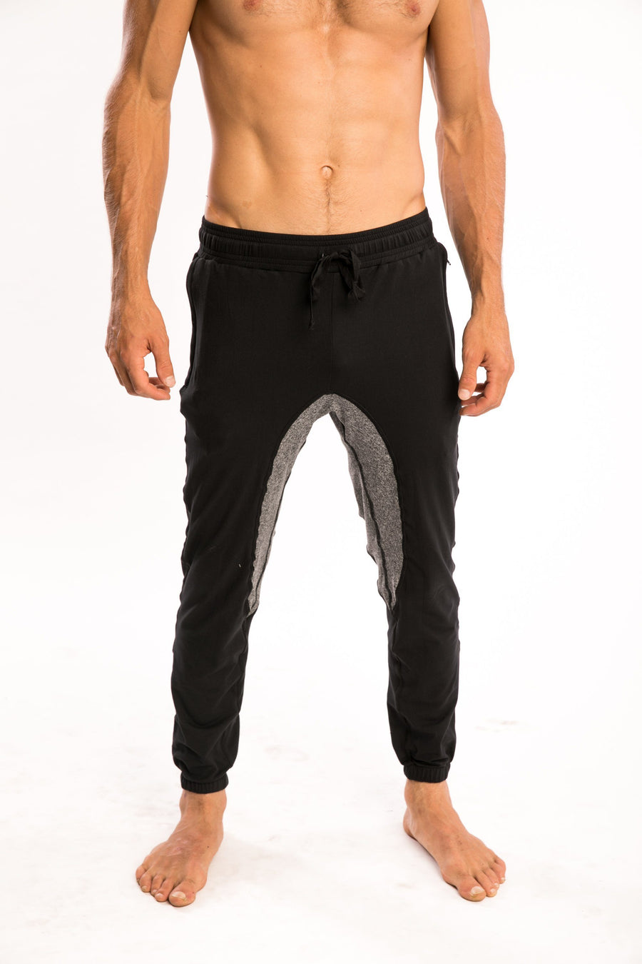 BLACK/GRAY Ninja Pant-PANTS-Pi Movement-XS-Pi Movement