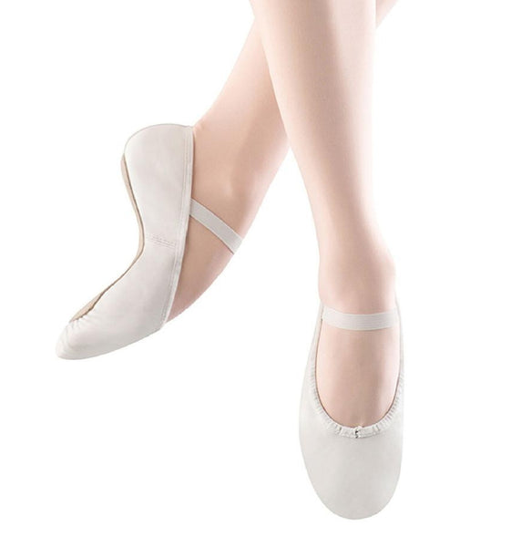 Bloch S0205G - Dansoft Ballet Shoe White Child
