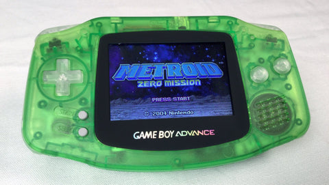 Metal Jesus Rocks Ultimate GameBoy Advance v1