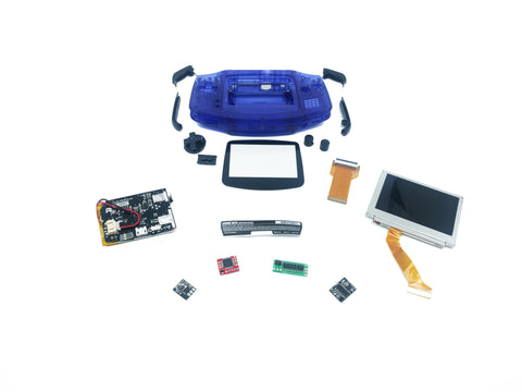 Metal Jesus Rocks Ultimate Game Boy Advance V2 DIY Kit