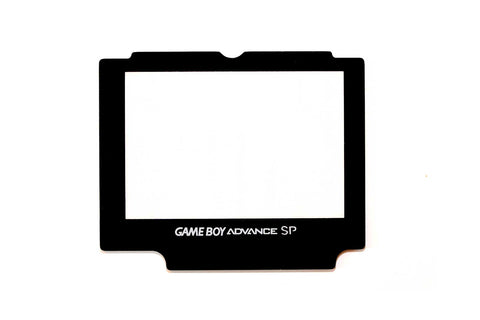 Game Boy Advance SP Glass Screen Lens