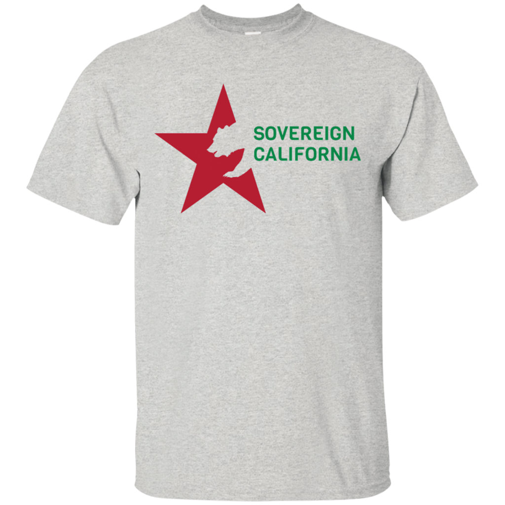 calexit---sovereign-california---free-the-bear-T-Shirt-Sport-Grey-S-