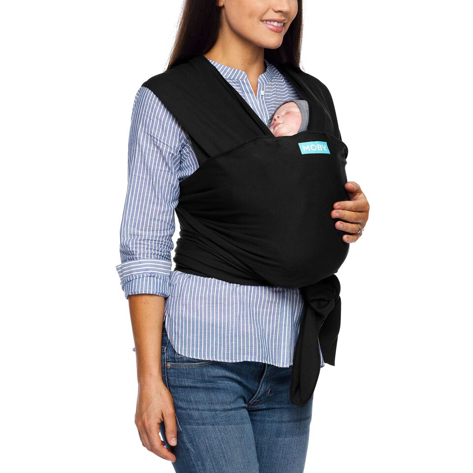 Moby - Moby Wrap Evolution - Black