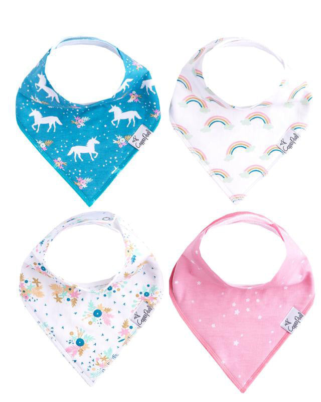 Whimsy Bib Set - DOT.KIDZ