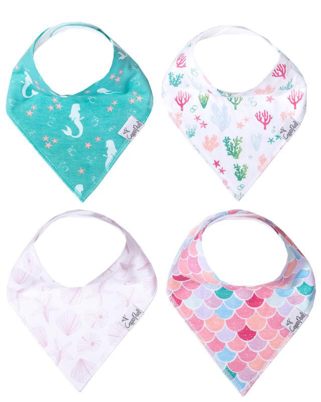 Coral Bib Set - DOT.KIDZ