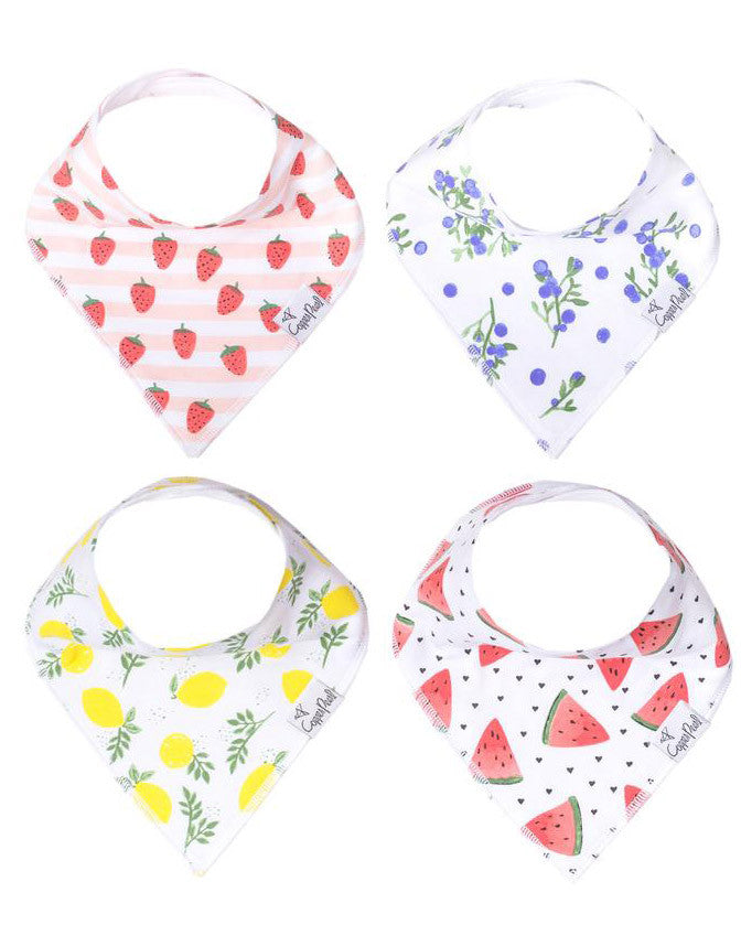 Georgia Bib Set - DOT.KIDZ