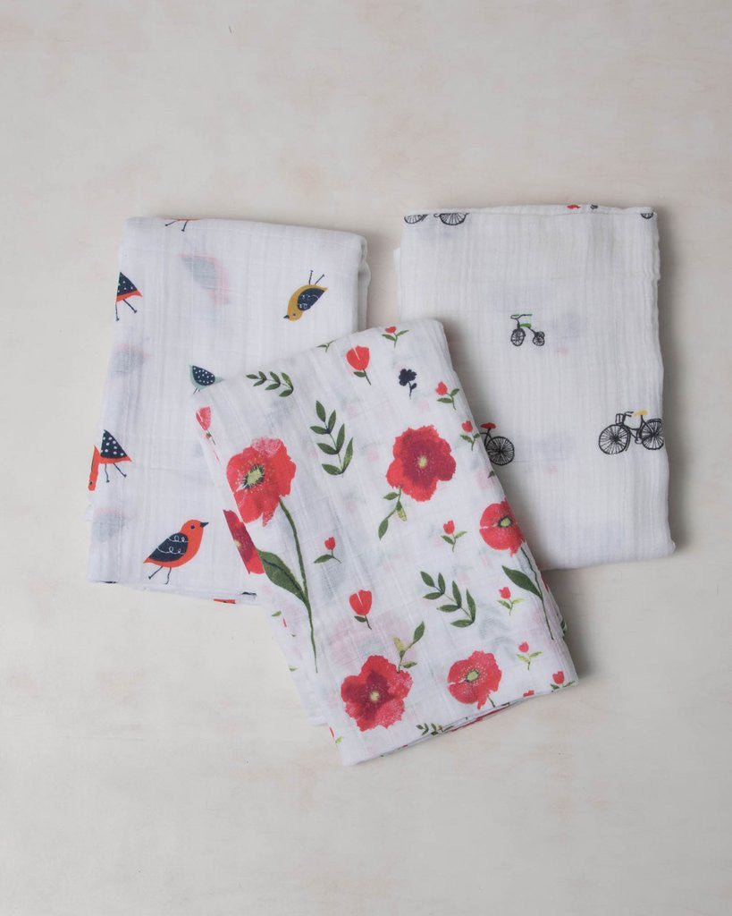 Summer Poppy Set - DOT.KIDZ