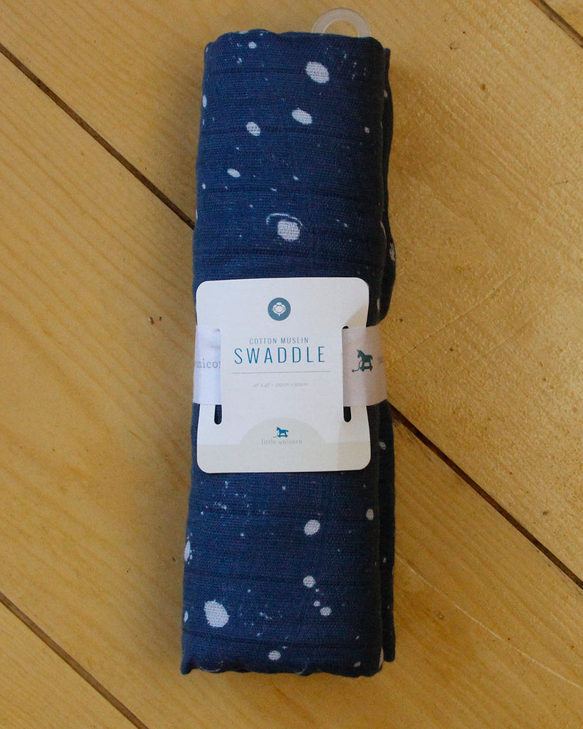 Star Sailing - DOT.KIDZ - Little Unicorn - Swaddle