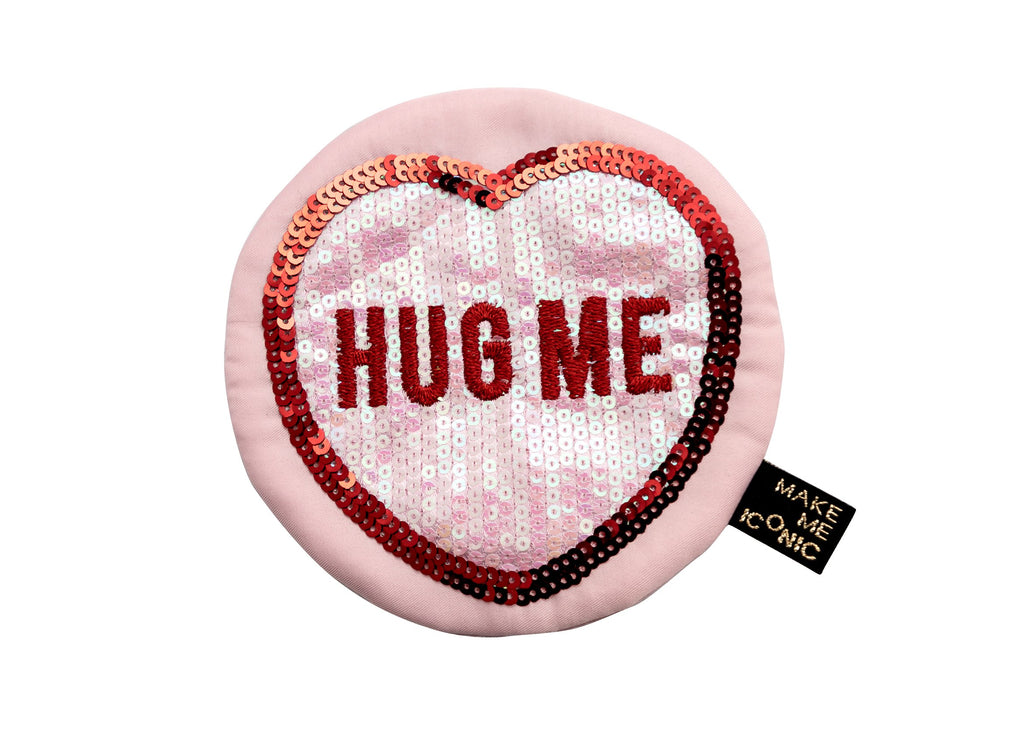 Hug Me Sequin Purse