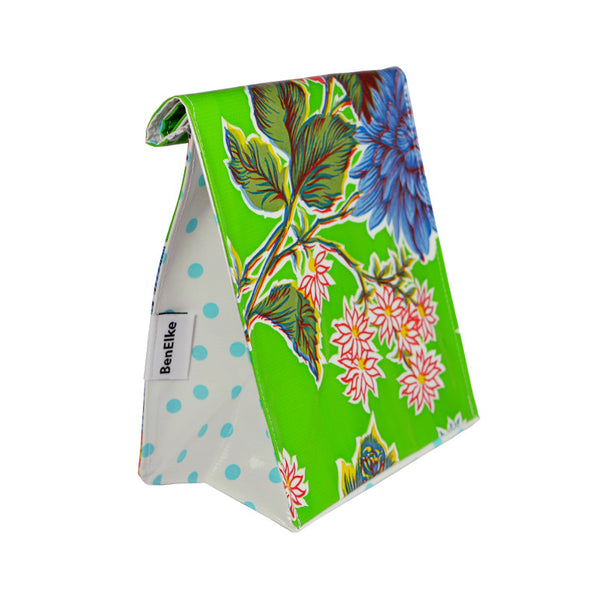 Insulated Lunch Bag - Mums Green
