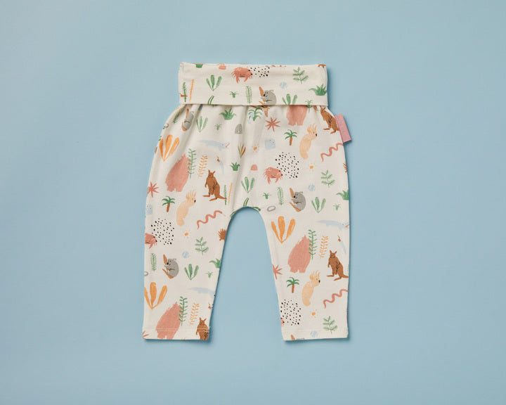 Outback Dreamers - Baby Yoga Leggings