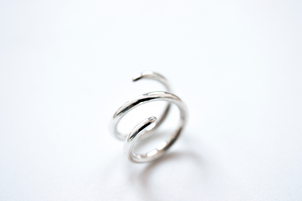 Perséfone Ring Silver