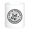 City of Potholes: Jackson, Mississippi Mug