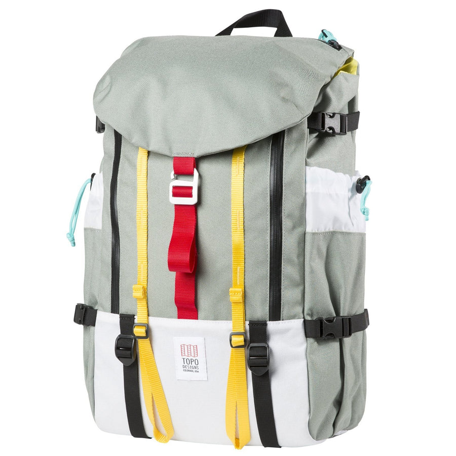 Topo Designs Mountain Pack - Silver