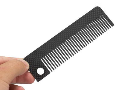 Ultralight 100% Carbon Fiber EDC Comb