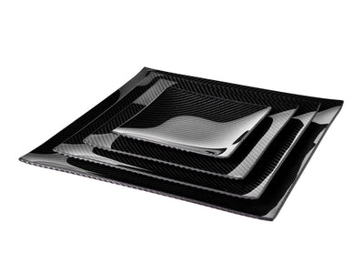 Dobreff Design carbon fiber square plate, all 4 sizes