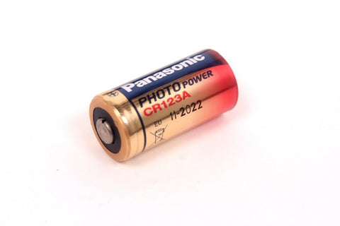 R3 / S5R Receiver Batteries (CR123A)